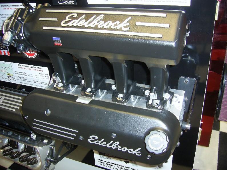 New Edelbrock Ls Xt Intake Manifold Performancetrucks